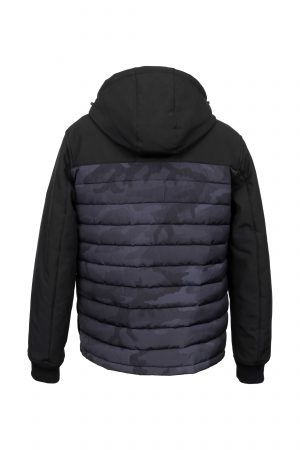 OB-invento-fashion-muska-zimska-jakna-Steven---Black-Camouflage---back