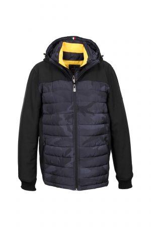 OB-invento-fashion-muska-zimska-jakna-Steven---Black-Camouflage---front
