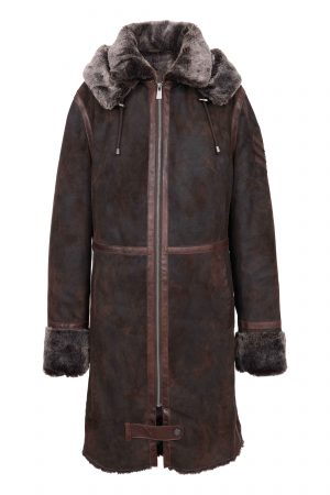 OB-inventofashion-krznena-jakna-Marta---Dark-Brown---front